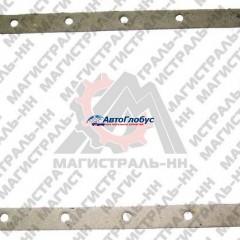 Прокладка поддона дв.402 Волга Газель (картон)