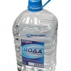 Вода дистиллированная  5 л (Дзержинск)