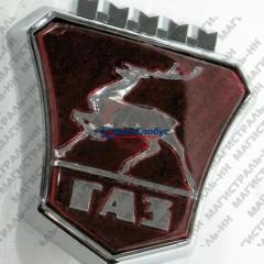 Эмблема решетки радиатора ГАЗ-3110 3102 31105ЗАВОД
