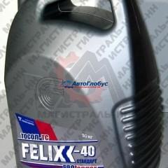 """Жидкость охлаждающая """"Тосол"""" Синтез FELIX-40 10л."""
