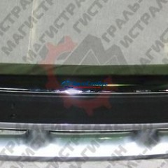Бампер ГАЗ-3110 передний объемный с хром. (буран)