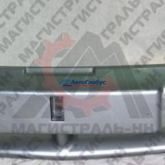 Бампер ГАЗ-31105 передний объемный с хромом (сильвер)