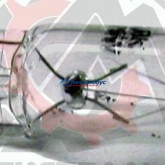 """Лампа 12V-5W со стеклянным цоколем """"Маяк"""