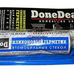 Герметик для стекол DoneDeal силиконовый затекающий 85 г