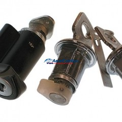 Личинки замков двери и багажника (кт. 3 шт.) ВАЗ-2110 (ДААЗ)
