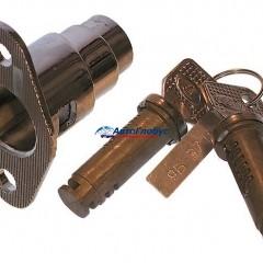 Личинки замков двери и багажника (кт. 3 шт.) ВАЗ-2106, 2121 (ДААЗ)