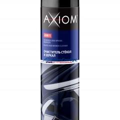 Очиститель стекол AXIOM (аэрозоль) 800 мл.