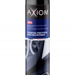 Полироль пластика AXIOM 800 мл.