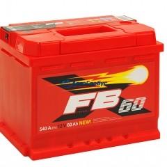 Аккумулятор 60 а.ч. FB HYBRID (о/п)