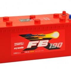 Аккумулятор 190 а.ч. FB HYBRID (о/п)