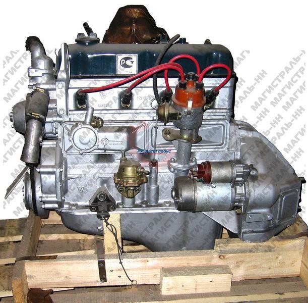 Двигатель УМЗ-421 УАЗ (АИ-92) 112 л.с. - Интернет магазин ...