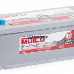Аккумулятор 190 а.ч.  MUTLU (о/п)