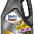 Масло Mobil моторное 5W30 Super3000 F-FE 4л (синтетика)