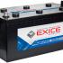 Аккумулятор 225 а.ч. EXICE STANDARD (п/п)