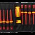 Набор отверток диэлектрических до 1000V BERGER (13 предметов)
