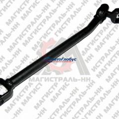 Кардан рулевой ГАЗ-3307, 3309 нешлицевой (от механизма нижний) (ГАЗ)