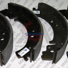 Колодка тормозная ВАЗ-2101-07, 2121 задняя  (к-т 4шт.) (Riginal)