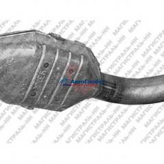 Труба приемная ГАЗ-3302, 2217 УМЗ-4216 Евро-4 (замена катализатора)