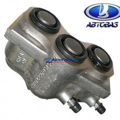 Цилиндр тормозной передний правый ВАЗ-2121, 2123 (под планку 2 отверстия)  (ОАО АВТОВАЗ)