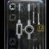 Набор метчиков и плашек BERGER (12 предметов)